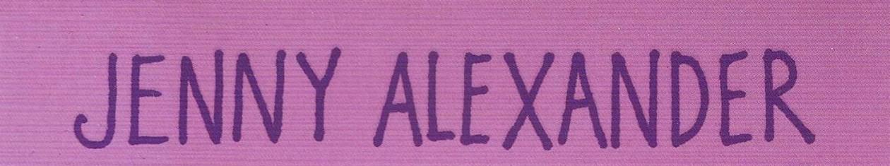 Jenny Alexander