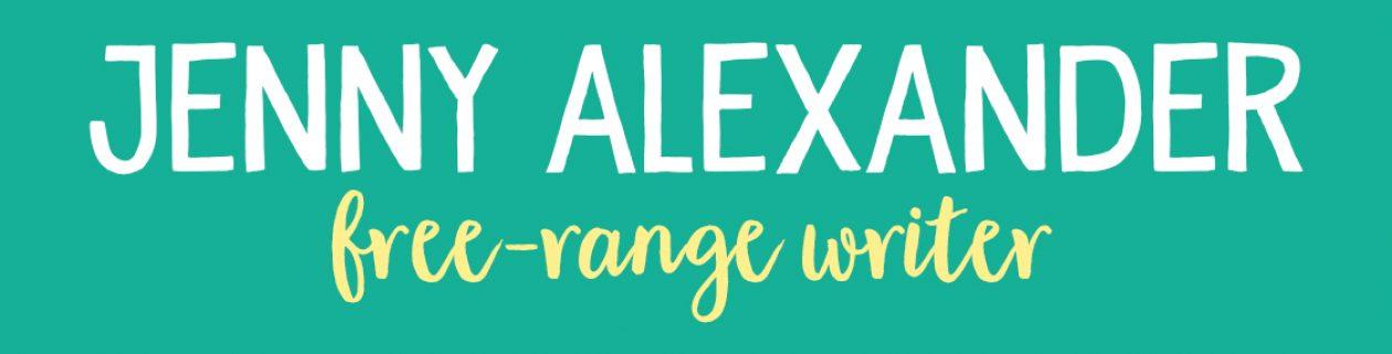 Jenny Alexander, Free Range Writer
